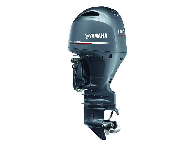 YAMAHA - F150FETX/FL150FETX