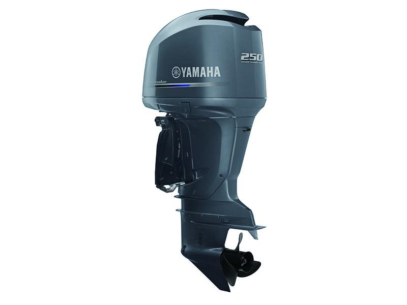 YAMAHA - F250HETU/FL250HETU